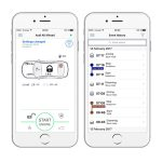 auto alarm pandora smart pro 4