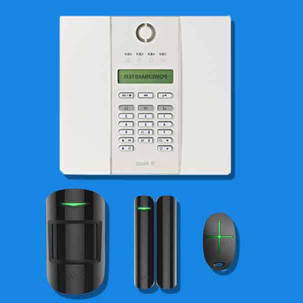 protuprovalni alarmni sustav bežićni visonic