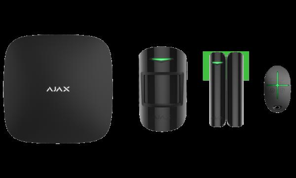 bežični ptrotuprovalni alarmni alarm sustav za kuću stan ajax