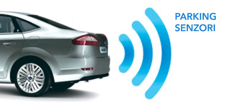 parking PARKIRNI senzori