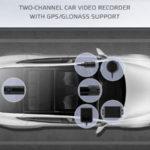 Auto kamera za snimanje vožnji Neoline_X53_3
