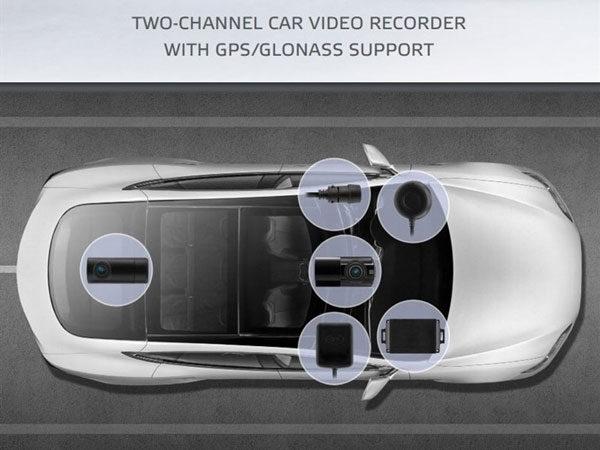 auto kamera za snimanje vožnje