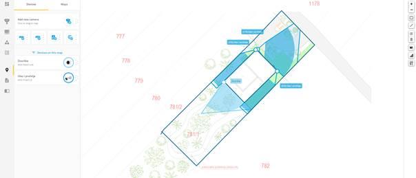 Projekt tehničke zaštite ured Raptor